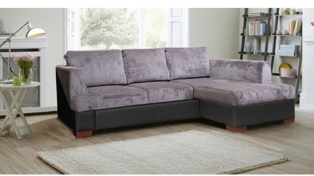 corner sofa bed east london grey leather with metal legs gumtree digitalstudiosweb com cheapest guaranteed brand new