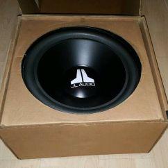 Dual Voice Coil Subwoofer Box 5 7 Liter Chevy Engine Diagram Jl Audio 15w3 D2 15 400w Rms In Original