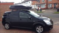 Toyota Corolla verso original roof rack | in Shirley, West ...