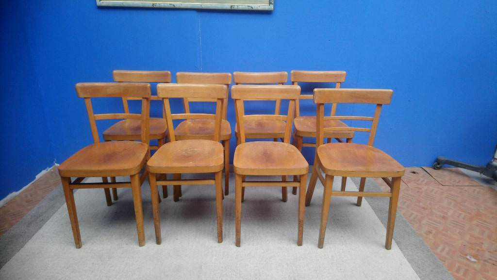 retro cafe dining chairs ergonomic chair vintage in southside glasgow gumtree