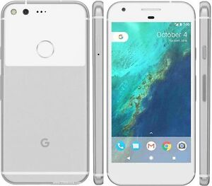Google Pixel XL (Very Silver) | 1 Year Warranty | 32 GB | Brand New Sealed