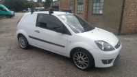 2008 Ford Fiesta Roof Rack