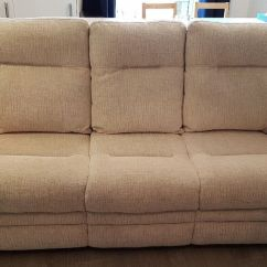 Sabrina Sofa Flexsteel Grandview Reviews 3 Piece Suite Parker Knoll Hudson Seat 2 Armchairs Beige Rrp 3890