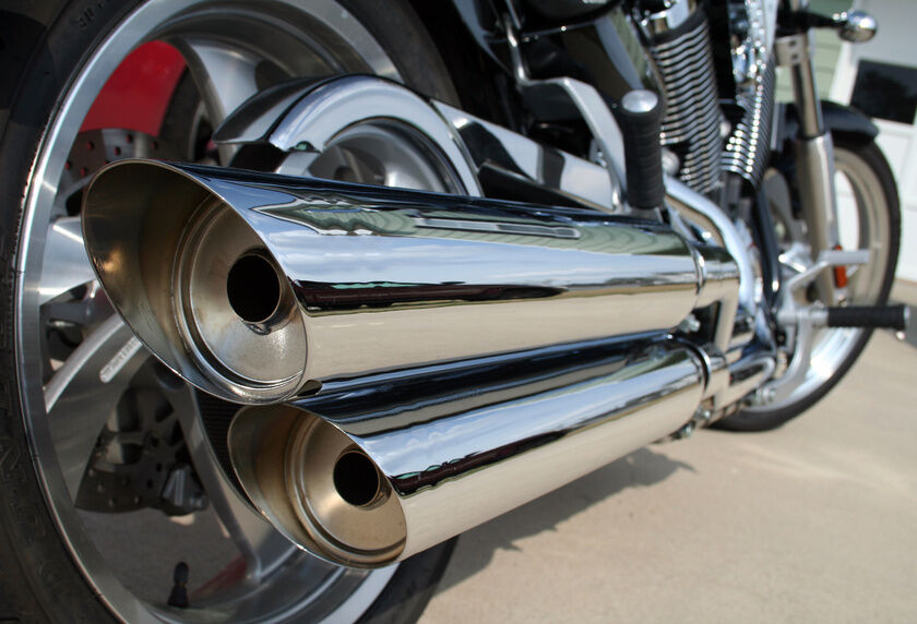 Buell Exhaust System
