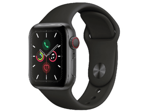 Great price for the Apple Watch Series 5 Cellular 40 mm in MediaMarkt with more than 100 euros discount