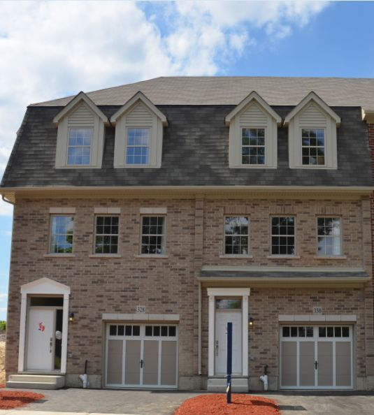 Brand New Luxury Townhouse available July 1st 2017