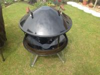 Weber fireplace fire pit | in Beccles, Suffolk | Gumtree
