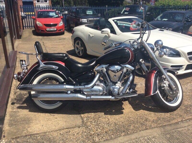Delivery Available Stunning Yamaha Xv Wild Star 1600cc Not Harley Davidson Chopper Bobber