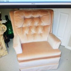 Swivel Chairs Kijiji Peterborough French Dining Chair Buy Or Sell Recliners In