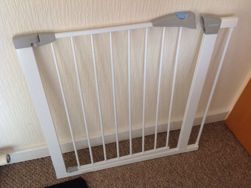 Lindam Stair Gate Extension In Bishopton Renfrewshire