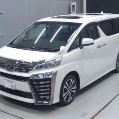All New Vellfire 2018 Toyota 2 5 Z G Edition Automatic Premium Seats Mpv Alphard Estima