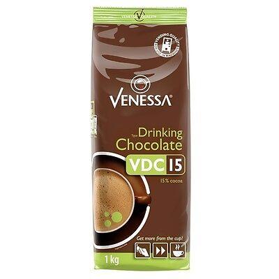 Venessa VDC 15 Kakao 10 x 1Kg Trinkschokolade Automatenkakao Vending