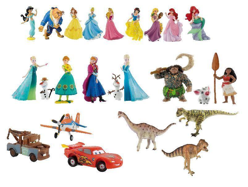 Disney Figuren Test Vergleich  Disney Figuren gnstig