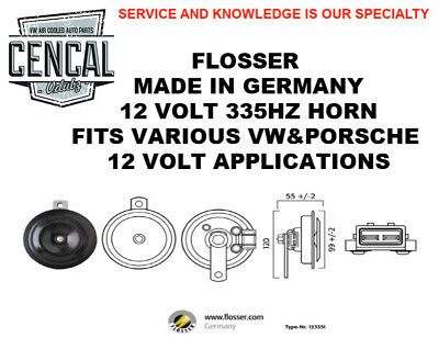 Porsche 356 12 volt Bosch generator and stand