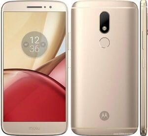 "Motorola Moto M 32GB 3GB 5.5"" 16MP 8MP 