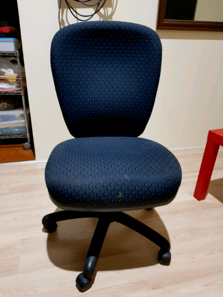 ergonomic chair brisbane sturdy dining room chairs office heavy duty version gumtree you don t have any recently viewed items