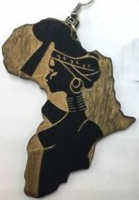 African Earrings | eBay