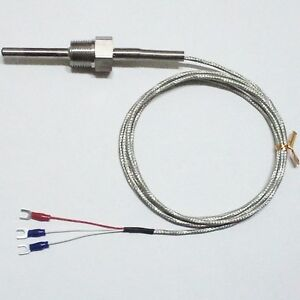 RTD-Pt100-ohm-Probe-Sensor-L-50mm-PT-NPT-1-2-Thread-with