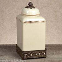 Tuscan Kitchen Canisters | eBay