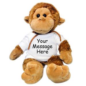 Personalized Stuffed Animal EBay