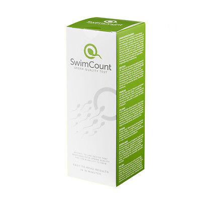 SwimCount: Der Fruchtbarkeitstest für Männer
