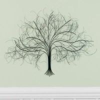 Metal Tree Wall Art | eBay