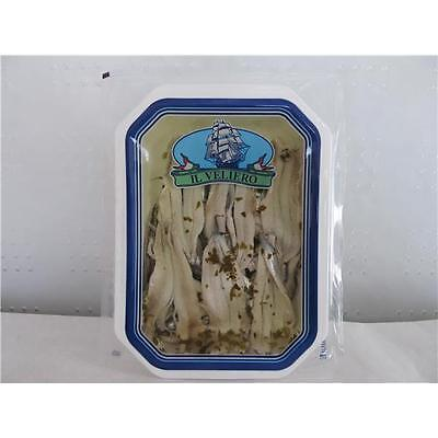 Eingelegte Sardinen Sardellen, Filets weiß, Füllmenge 5 x 200g / ATG 5 x 120g