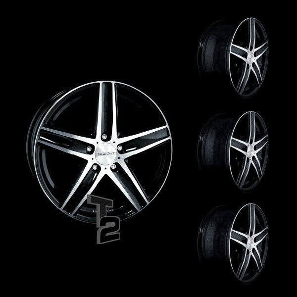 4x 16 Zoll Alufelgen für Mercedes Benz C-Klasse, Kombi.. uvm. (B-4400202)