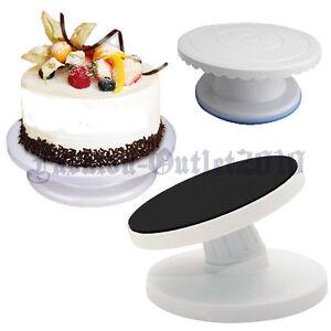 Professional Rotating Revolving Cake Turntable Decorating
