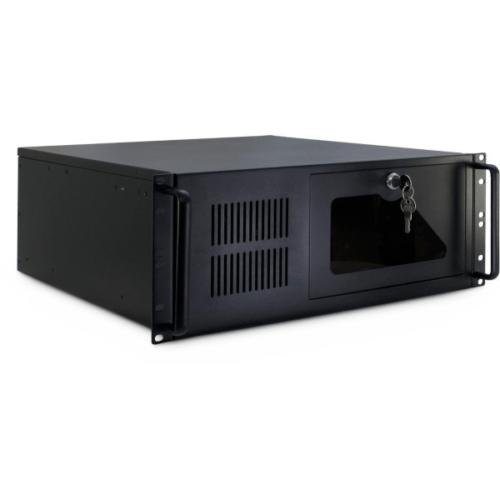 "InterTech 4U 4088-S 19"" Rack Server Gehäuse 4HE"