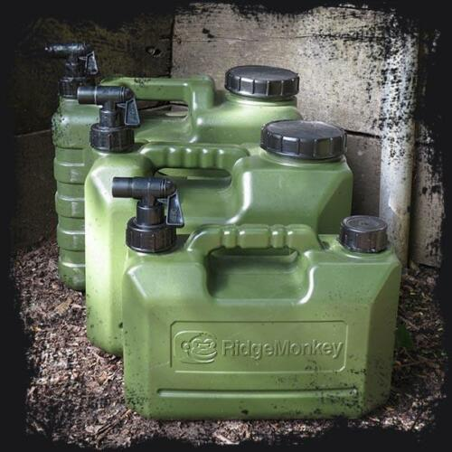 RidgeMonkey-Heavy-Duty-Water-Carriers-5ltr-10ltr-15ltr-Ridge-Monkey-Carp-Fishing