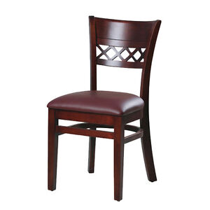 Used Restaurant Chairs  Kijiji Free Classifieds in