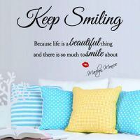Wall Stickers Quotes Beauty | eBay