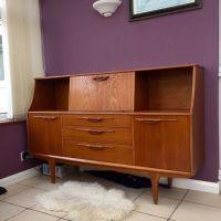 Retro Jentique sideboard teak vintage Danish style 60s 70s ...