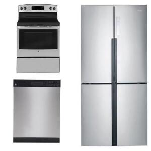 kitchen appliance packages stainless steel rugs under table package buy or sell home and best deal in