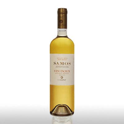 Samos vin doux 750ml EOSS Likörwein Dessertwein Muskatwein