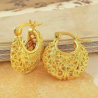 - Toddler girls earings Bag Gold Filled CZ infant ...