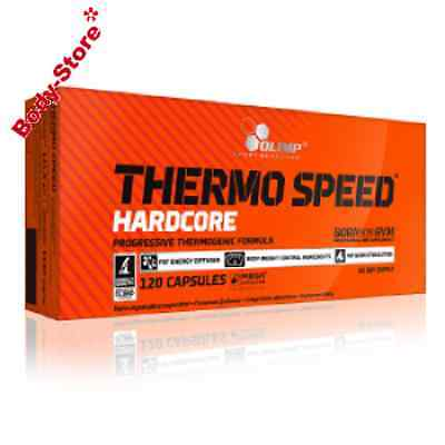 Olimp Thermo Speed Hardcore Fettburner der neusten Generation
