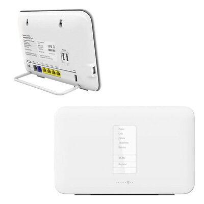 Telekom Speedport W724V 1300Mbps 4-Port 1000 Mbps WLAN Router DECT WiFi 802.11ac