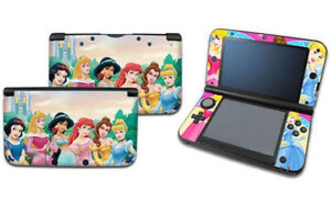 Disney Princess Friends Decal Vinyl Skin Sticker Cover For