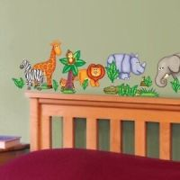 Main Street Wall Creations Jumbo Stickers vinyl wall art
