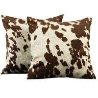 Cowhide Pillow | eBay