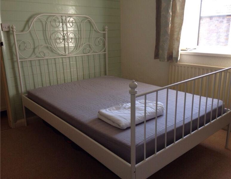 Ikea Stalen Bed
