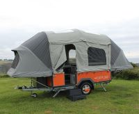 Opus Camper - Trailer Tent. OPUS is a stylish & innovative ...