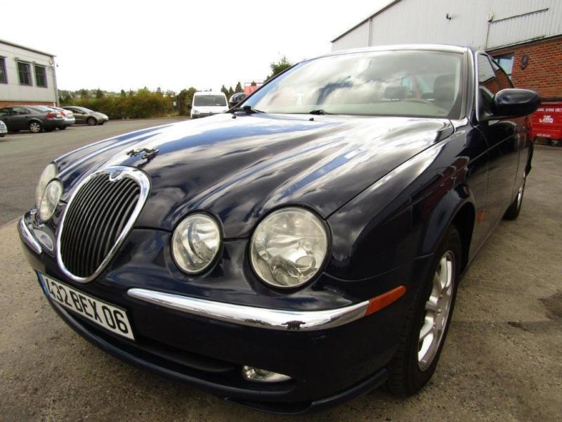 2002 Jaguar X Type Headlights Manual