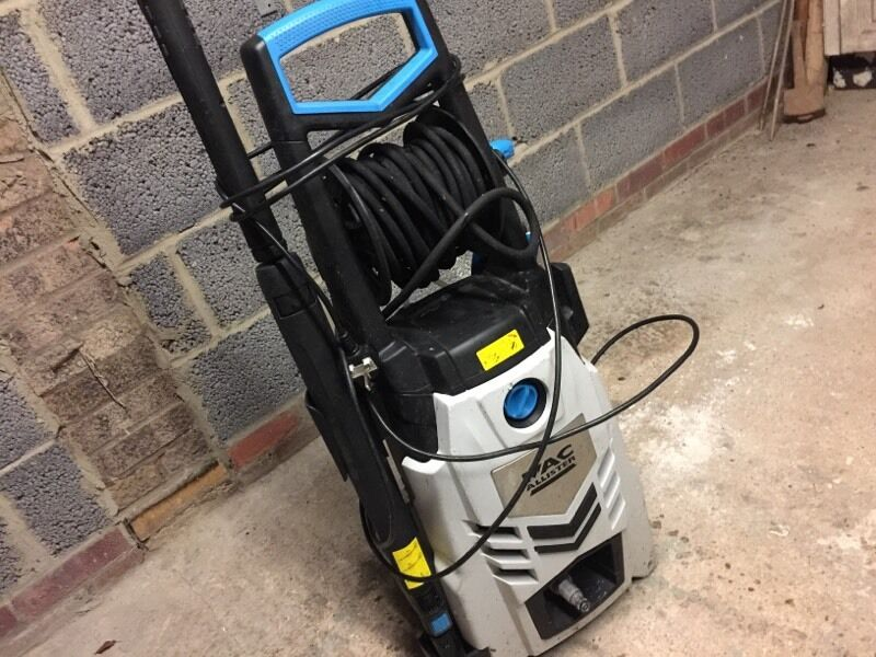 Mac Allister Pressure Washer Parts Or Repair