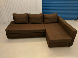 st johns sofa warehouse jersey carlyle custom sofas sectional buy or sell a couch futon in toronto gta kijiji ikea friheten convertible bed