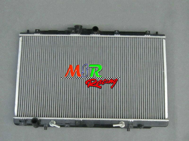 Automotive Aluminum Radiator For 1998-2002 Honda Accord 99