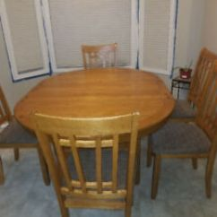 Used Kitchen Tables Pots Table Chairs Kijiji In Alberta Buy Sell Save And