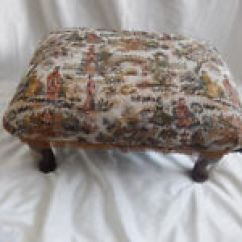Bedroom Chair Gumtree Ferndown Larry Accessories New Used Chairs Stools For Sale In Dorset Vintage Foot Stool Japanese Or Chinese Tapestry Design All Very Well Made With